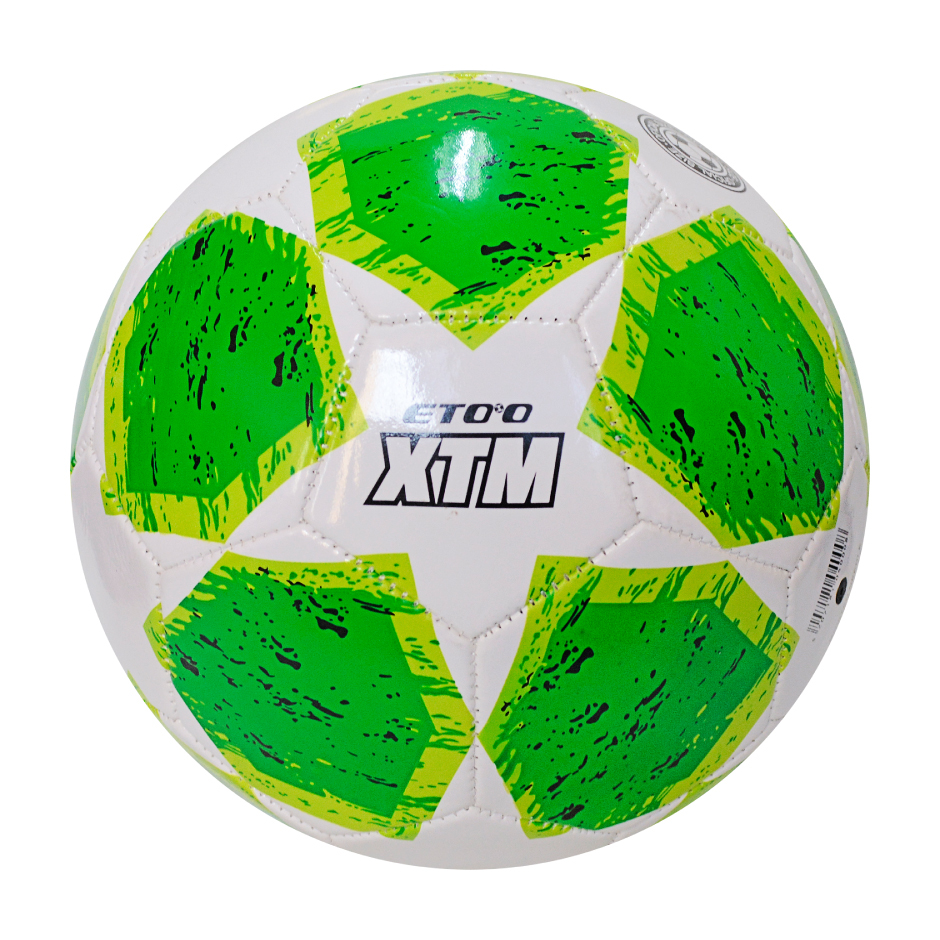 BALON FUTBOL ETO XTM SURT COLOR